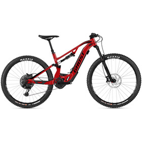 "Ghost Hybride ASX 6.7+ AL 29/27.5+"", riot red/jet black"